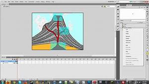 Interactive Diagram Tutorial - Adobe Flash Cs5