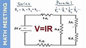 Amps Are The Load Volt Is The Strength And Ohms Is The