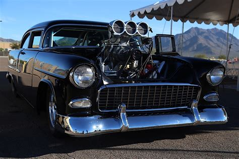 Chevrolet Rods by Top 9 Cars To Turn Into Rods 7 Tri Five Chevy