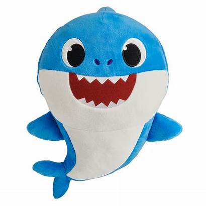 Song Dolls Babyshark Daddy Pinkfong Doll Wowwee