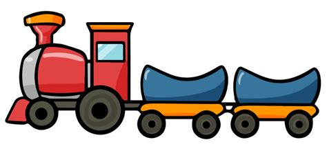 Animated Images Train