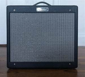 Fender Blues Junior 15-watt 1x12 U0026quot  Guitar Combo 2002