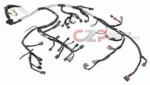 Wiring Specialties Efi Engine Wiring Harness W   Quick Disconnect  Left Hand Driver Lhd