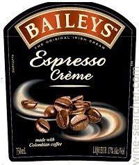 baileys espresso creme joe canals lawrenceville