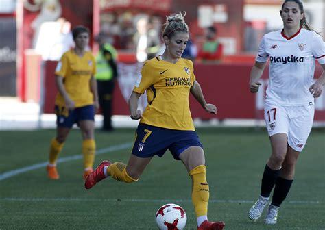 foto de El Atleti Femenino a seguir sumando en busca del título