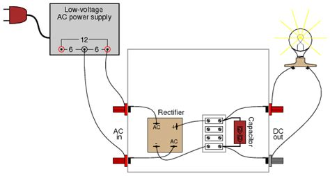 Filter Circuits With Capacitors Likewise Kbpc