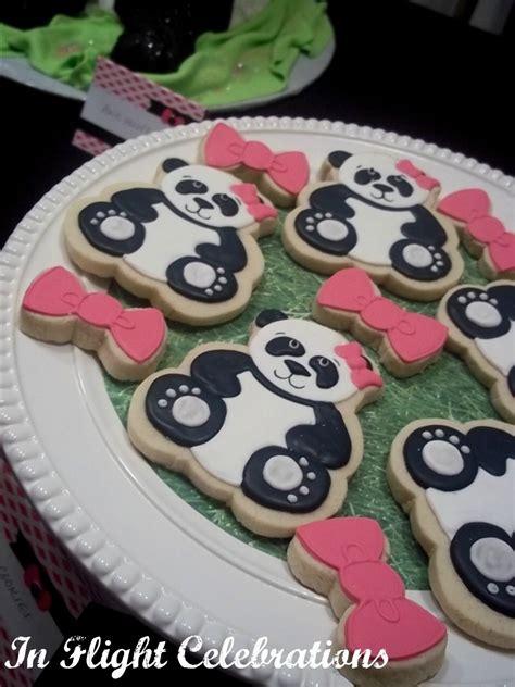flight party ideas  panda party  birthday
