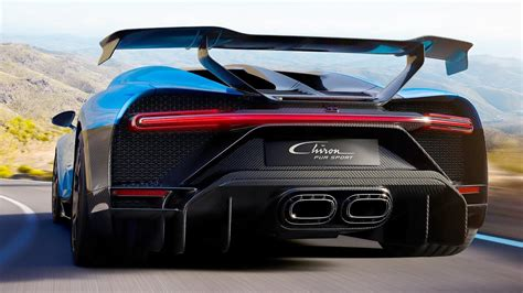 This year's model will set you back a hefty. $3.5M Bugatti Chiron Pur Sport (2021) 😈Ultimate Driving Machine - YouTube