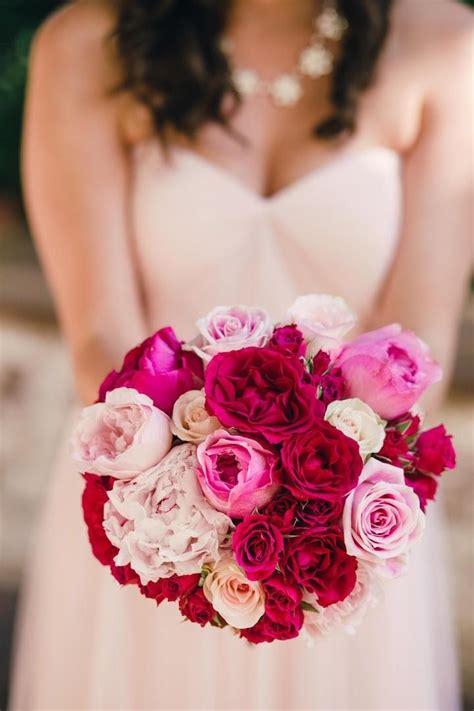Romantic Magenta Colored Santa Barbara Wedding Future