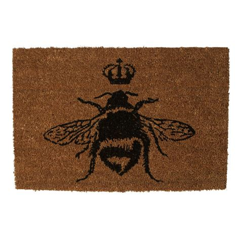 Large Doormat by Bee Large Doormat Coir Non Slip Welcome
