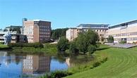 File:Umeå University Campus pond-2007-08-22.jpg