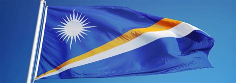 Boat Registration Flags by Yacht Registration The Marshall Islands Flag Boat