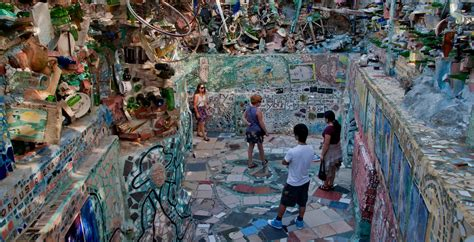 philadelphia s magic gardens twilight soirees return to philadelphia s magic gardens