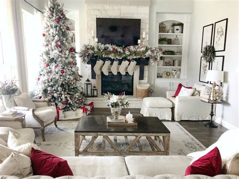 christmas home   pops  red  texas house