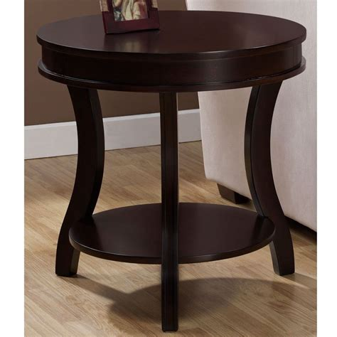 "Wyatt ""end Table"" Furniture Living Room Accent Lounge"