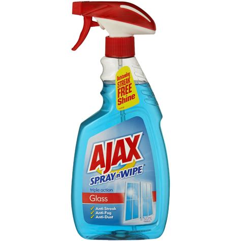ajax professional bathroom power cleaner msds image gallery spray cleaner