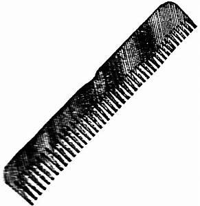 Comb | ClipArt ETC