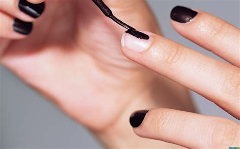 Rimmel 60 Seconds Nail Polish — Мои черные и околочерные лаки — отзывы покупателей