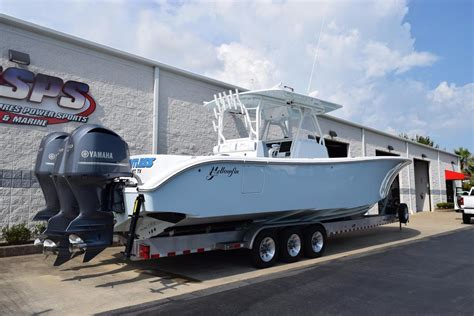 Yellowfin Fishing Boat For Sale by 2016 Used Yellowfin 39 Center Console Fishing Boat For