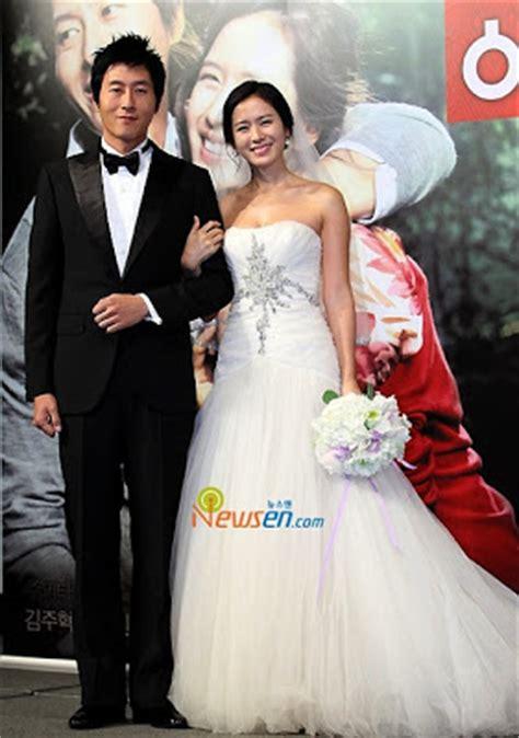 perfect   congratulations  kim joo hyuk  son ye jins marriage