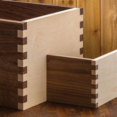 rockler xl router table box joint jig box joint jig