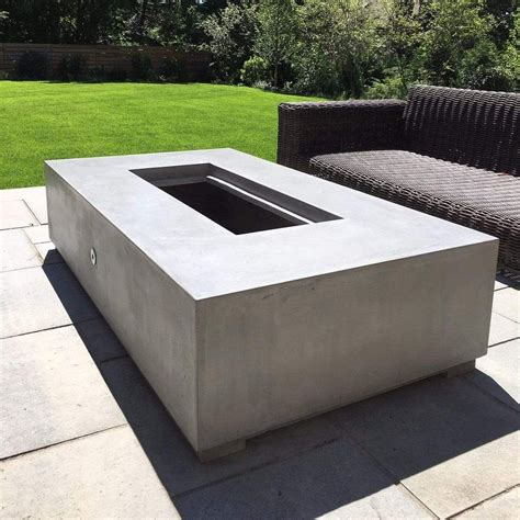 We did not find results for: Our concrete Hoffman Concrete Fire Pit is the perfect addition to your outdoor space! Available ...