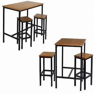 Barhocker Mit Tisch : barhocker tisch bartisch und drei barhocker with ~ Watch28wear.com Haus und Dekorationen