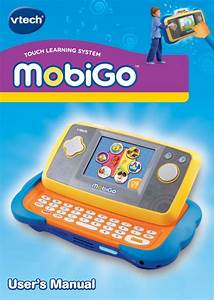 Vtech Mobigo Touch Learning System Owners Manual