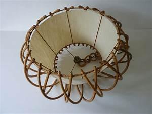 Abat Jour En Rotin : suspension cage en rotin feeb 39 s little shop ~ Teatrodelosmanantiales.com Idées de Décoration