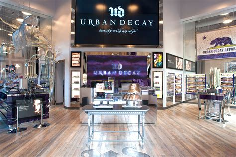 First Date Urban Decay Flagship Store  Arts And Crass