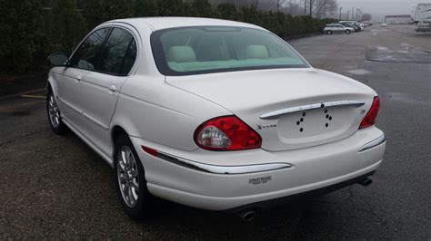 Jaguar X-type, 2002-2008