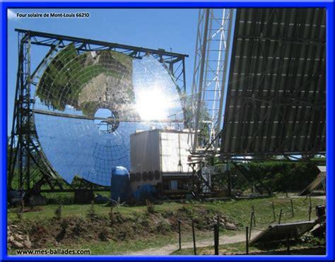 le four solaire de mont louis 66210