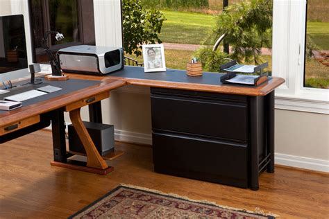 l shaped desk with filing cabinet lateral file cabinet for l shaped desks caretta workspace