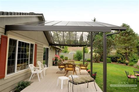 aluminum patio covers aluminum patio cover kits