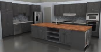 ikea kitchen island butcher block ikea butcher block counter on island