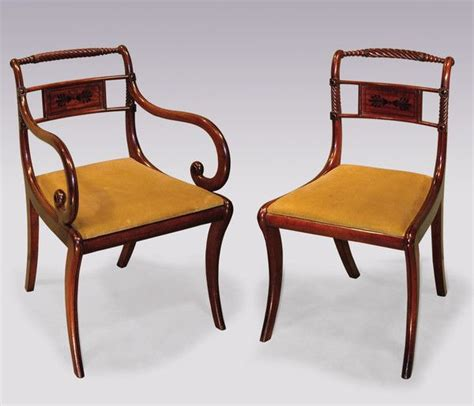 17 best images about 18th and 19th century dining chairs