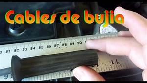 Checando Cables De Bujia Con Multimetro