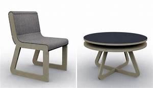 Table Basse Enfant : playtime collection de mobilier design pour enfant ~ Teatrodelosmanantiales.com Idées de Décoration