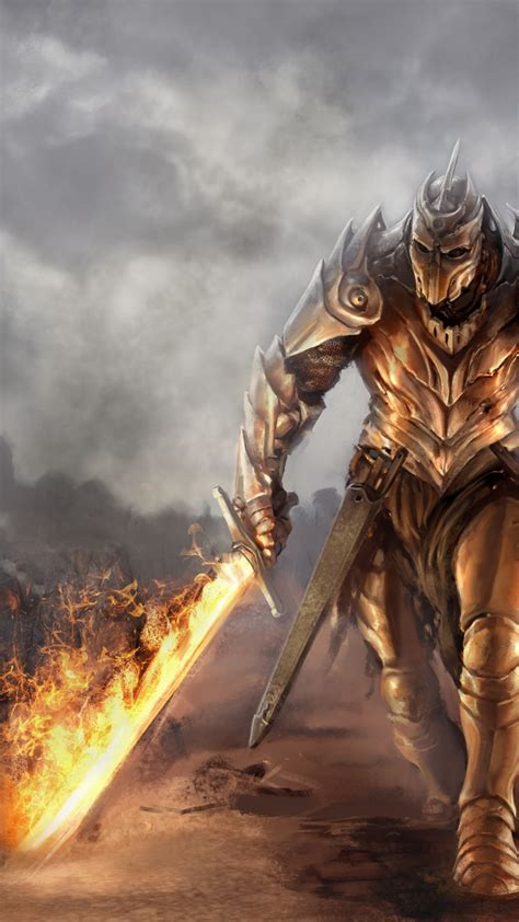 Fantasy Warrior Wallpapers (72+ images)