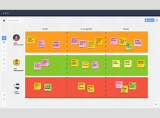 Agile Board Example & Template RealtimeBoard