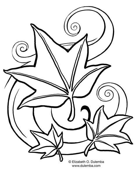 september coloring pages    print
