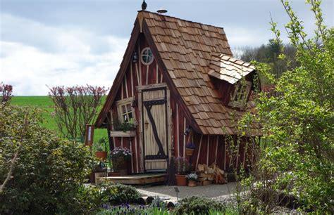 Meiselbach Mobilheime Hexenhaus Im Garten
