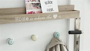 Wandgarderobe Selber Machen : garderobe selber bauen 3 kreative diy ideen diy garderobe garderoben und gaderobe ~ Markanthonyermac.com Haus und Dekorationen
