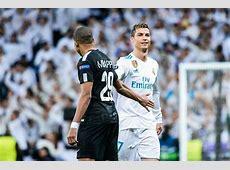 Mbappé défend Cristiano Ronaldo