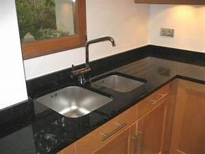 Plan De Travail Granit : granit plan de travail solutions pour la d coration ~ Dailycaller-alerts.com Idées de Décoration