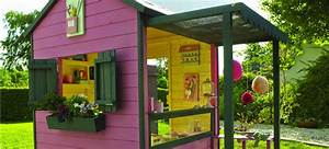 Maison Enfant Castorama : castorama cabanes de jardin pour enfants jardin ~ Premium-room.com Idées de Décoration