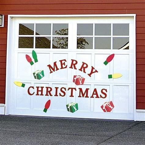 garage door christmas decorations  listly list