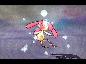Shiny Mesprit after just ~50 SRs! (Pokemon Alpha Sapphire ...