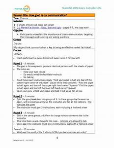 Training Manual Template Word