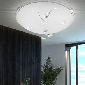 Led Lampen Küche : verchromte deckenleuchte mit einem 8w led leuchtmittel ~ Lateststills.com Haus und Dekorationen